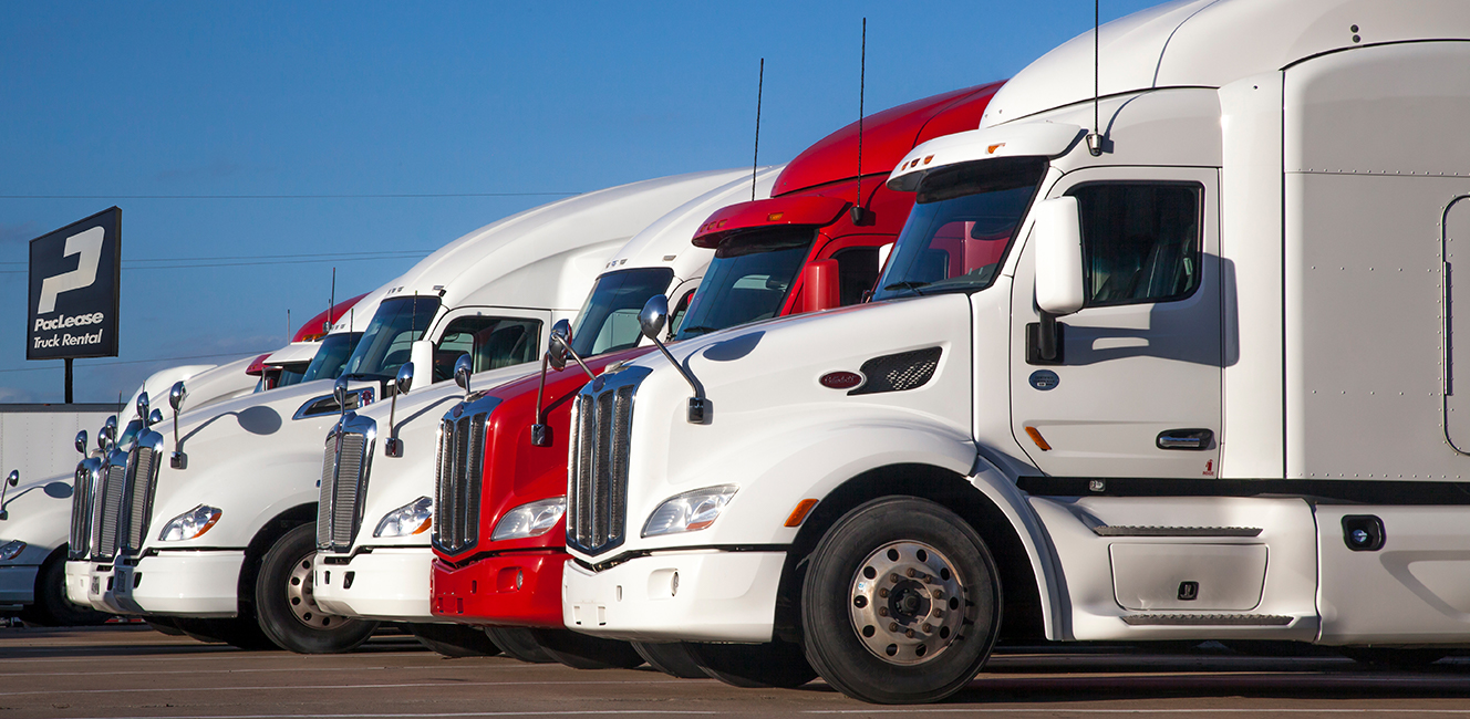 Used Truck Market Remains Strong for PacLease Trucks Coming Off Full-Service Leases